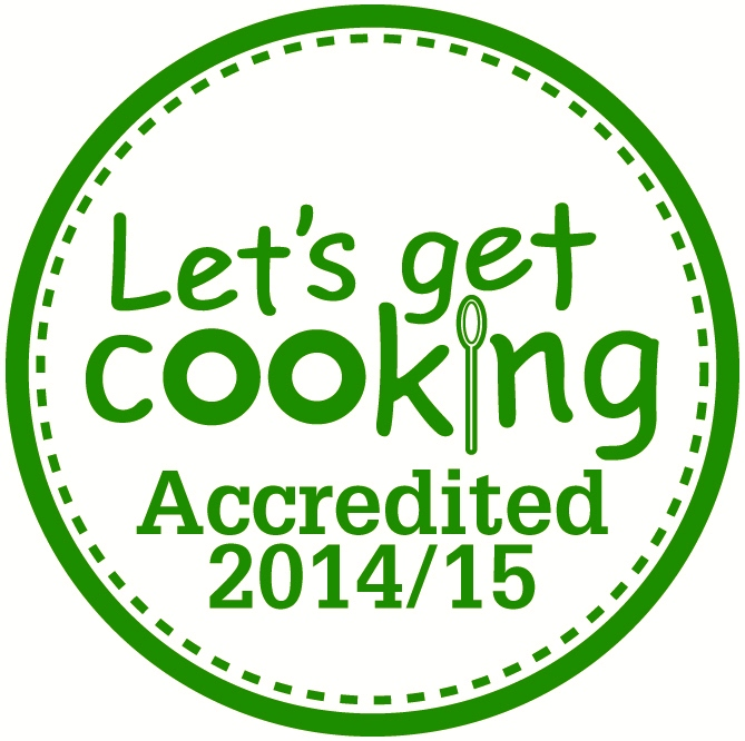 Let's Get Cooking Accredited 2014-15